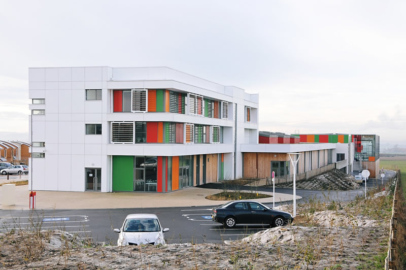 Menuiserie aluminium dufeutrelle calais for Fenetre pvc nord pas de calais